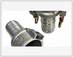 Investment Casted Machined Nozzles for Fire Fighting Equipments