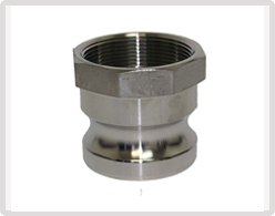 Investment Casting Camlock Coupling for Fire Fighting Equipments