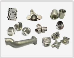 Investment Casted Pharma Machinery Parts